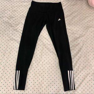 Adidas Sport Essentials Climalite Black Leggings M